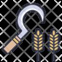 Sickle Farm Garden Icon