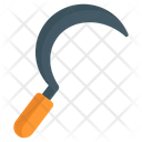 Sickle Tool Agriculture Icon