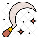 Sickle Agriculture Harvest Icon