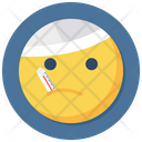 Sickness Illness Unwell Icon