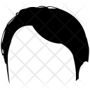 Side Fringe Icon