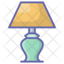 Side Lamp Icon