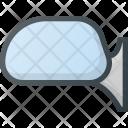 Side Mirror Component Icon