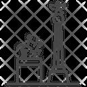 Siegessaule Siegessaule Statue Icon