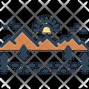 Sierra Ghaut Valley Icon