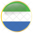 Sierra Leone Country Icon