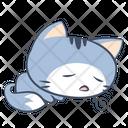 Sad Miserable Down Icon
