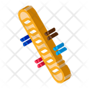 Baguette Top View Icon