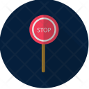 Sign Security Safety Icon