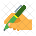 Sign Hand Pen Icon