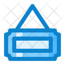 Sign Open Shop Icon