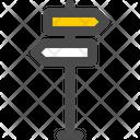 Traffic Sign Road Icon