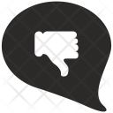Sign Accept Comment Icon
