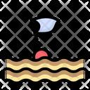 Air Locator Icon