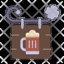 Bar Board Pub Bar Icon