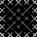 Sign Arrow Path Icon