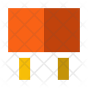 Sign Banner Icon
