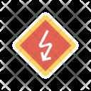 Sign Board Arrow Icon