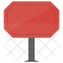 Sign Board Icon