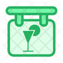 Board Cocktail Mocktail Icon
