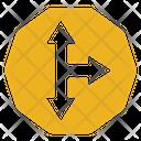 Sign Board Icon