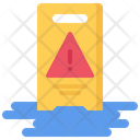 Sign caution Icon