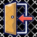 Sign In Enter Door Icon