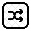 Shuffle Random Arrow Icon