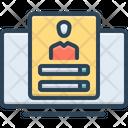 Authentication Genuine Certificate Icon