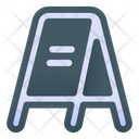 Sign Market Icon