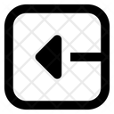 Logout Sign Out Multimedia Icon