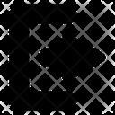 Logout Export Arrow Icon