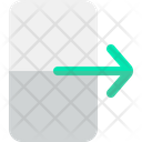 Sign Out Exit Log Out Icon