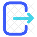 Sign Out Logout Exit Icon
