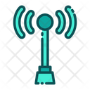 Signal Network Network Tower Icon