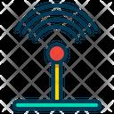 Signal Wifi Network Icon
