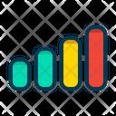 Signal Bar Network Icon