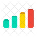 Signal Bar Network Icon