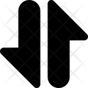 Signal Arrow Up Icon
