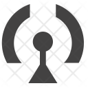 Signal Internet Antenna Icon