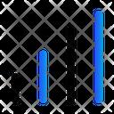 Signal Bar User Interface Icon