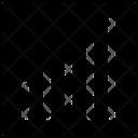 Signal Antenna Connection Icon