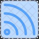 Signal Communication Antenna Icon