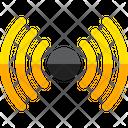 Signal Internet Network Icon