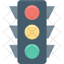 Signal Lights Traffic Icon