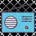 Signal Radio Device Icon