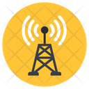 Signal Tower Signal Antenna Communication Tower Icon