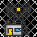 Signal Antenna Antenna Internet Icon