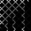 Signal Bars Graph Icon