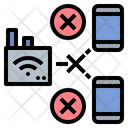 Router Smartphone Phone Icon